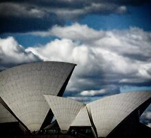 Opera House, Sydney by Kelly McGill