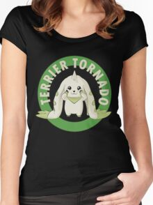 Terrier Tornado Women's Fitted Scoop T-Shirt