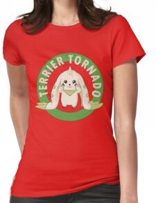 Terrier Tornado Womens Fitted T-Shirt