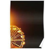 Ferris Wheel Dreams Poster