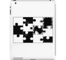 Fill Puzzle iPad Case/Skin