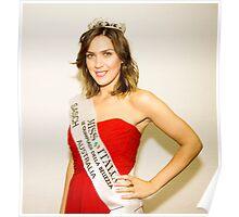 Miss Italia-Australia Poster