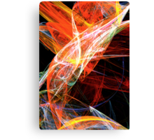 Energized Canvas Print