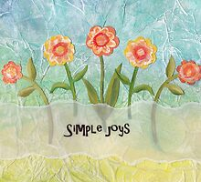 Simple Joys Simple Pleasures by Carla Parris