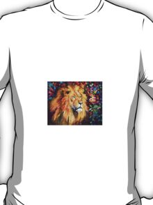 Lion Of Zion — Buy Now Link - www.etsy.com/listing/190613906 T-Shirt