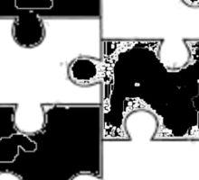 Fill in Puzzle Sticker