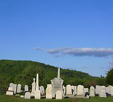 Country Cemetary by Tammy F