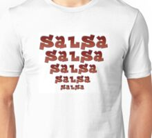 Salsa Up n Down Unisex T-Shirt