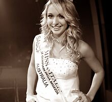 Kiara Castiello, Miss Italia-Australia 2008 by Rosina lamberti