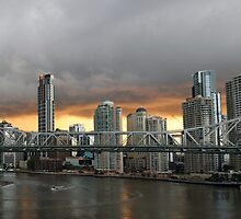 Brisbane Storm by Daragh Mc Grath
