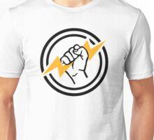 Flash hand electrician Unisex T-Shirt