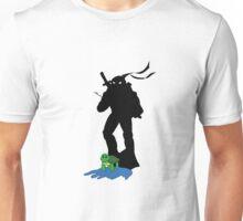 Blue Ooze Unisex T-Shirt