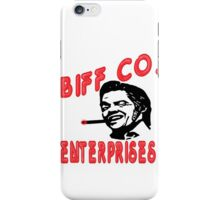 """He's a butthead just like his old man was"" iPhone Case/Skin"
