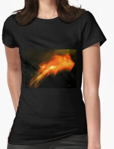 Smoke In time Womens Fitted T-Shirt