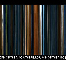 MovieDNA: Lord Of The Rings: The Fellowship of the Ring [2001] by MovieDNA