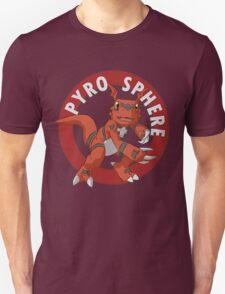Pyro Sphere Unisex T-Shirt
