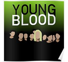 bea miller - young blood Poster