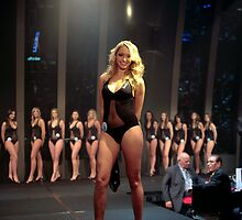 Kiara Castiello-Miss Italia-Australia 2008 by Rosina lamberti