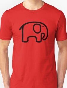 Comic elephant T-Shirt