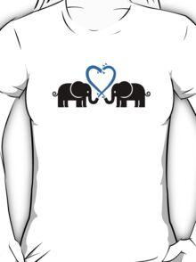 Elephants heart T-Shirt