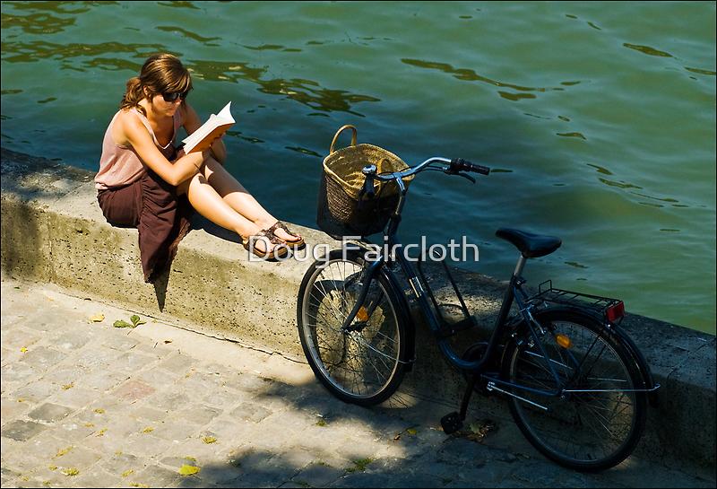 la bicyclette by Doug Faircloth