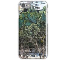 Urban Trees at UCLA iPhone Case/Skin