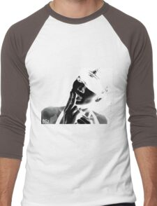 Sex Talkz Men's Baseball ¾ T-Shirt