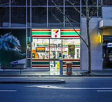 7Eleven Queen Street by kris gerhard