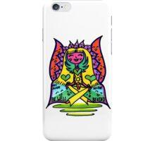 Yellow Angel iPhone Case/Skin