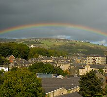 West Yorkshire Rainbow by Mark Curry