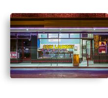 The Astor Laundry Canvas Print