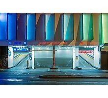 Emporium Car Park Photographic Print