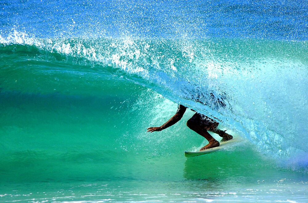 Fresh Swell by Paul Manning