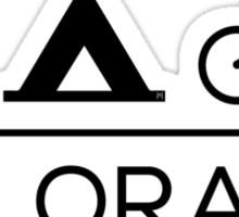 Colorado Lifestyle Sticker