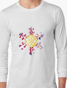 Colorado Tribal Flake Long Sleeve T-Shirt
