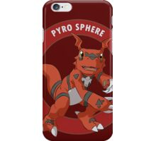 Pyro Sphere iPhone Case/Skin