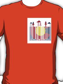 Colorful Colorado: True Colour T-Shirt