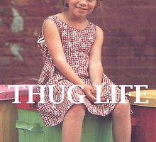 Olsen Twin Thug Life by Jimbob97