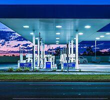 Kings Road Petrol by kris gerhard