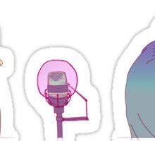 Singing Grumps Sticker