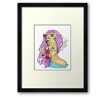 Hipster for life Framed Print