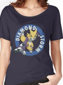 Diamond Storm Women's Relaxed Fit T-Shirt
