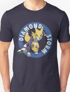 Diamond Storm Unisex T-Shirt