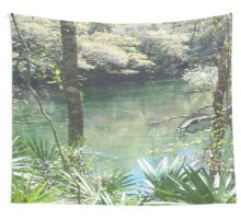 Blue Springs Park Photo Wall Tapestry