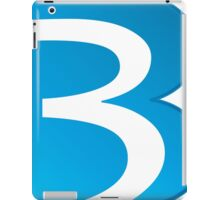 Triple Boris iPad Case/Skin