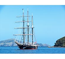 The Spirit of New Zealand in the Bay of Islands.......! Photographic Print