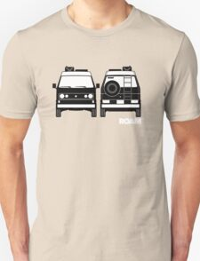 ROAM  Syncro 4x4 Dirtbag Motel T-Shirt