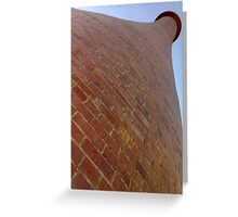 Thick as a brick! Greeting Card