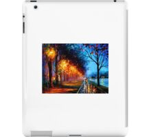 Alley By The Lake 2 — Buy Now Link - www.etsy.com/listing/209253268 iPad Case/Skin