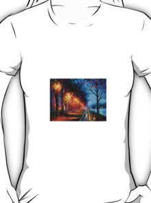 Alley By The Lake 2 — Buy Now Link - www.etsy.com/listing/209253268 T-Shirt